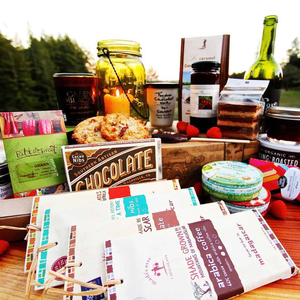 Taste Trunk Sweet Collection Monthly Subscription Box
