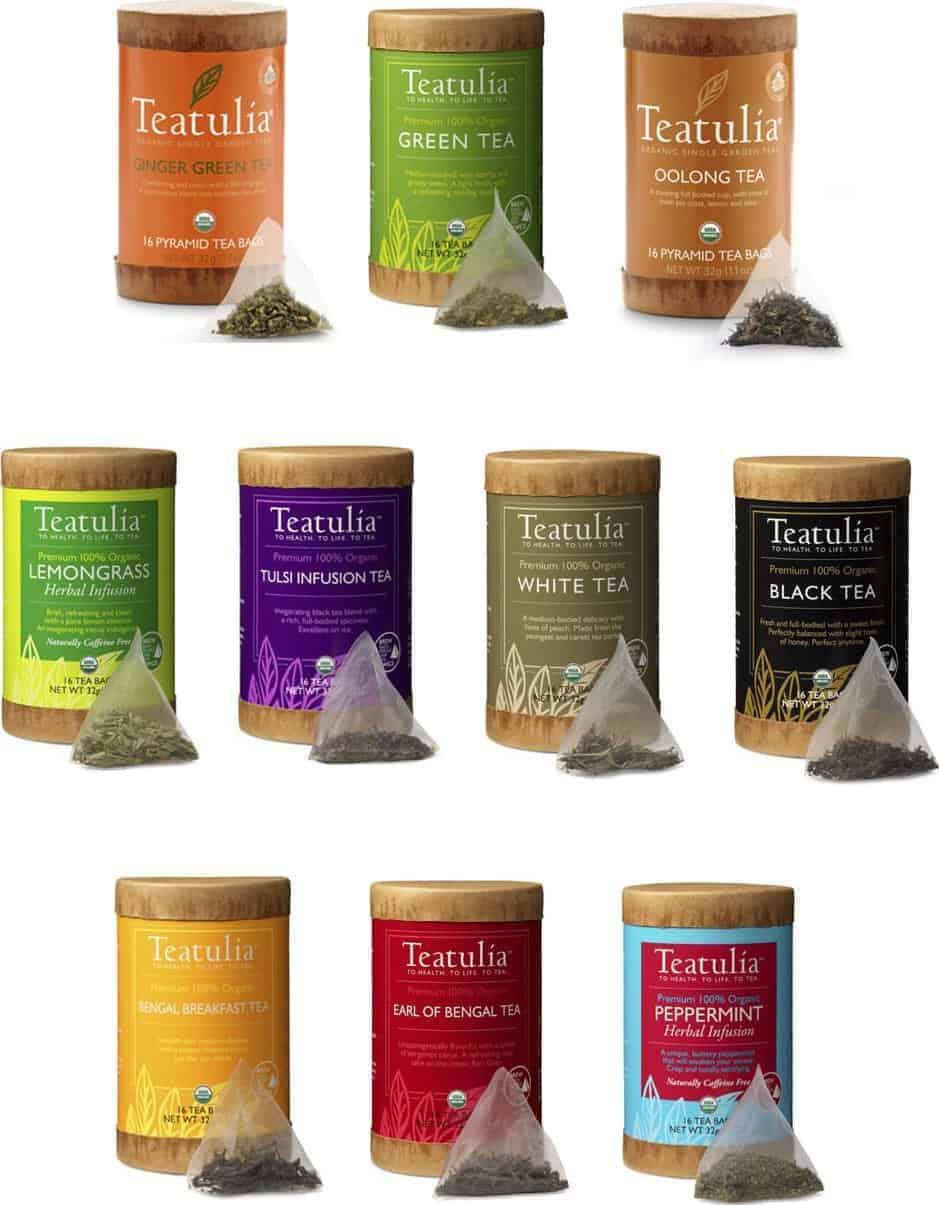 Teatulia Tea of the Month